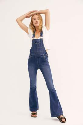 cd938ac4a573 We The Free Carly Flare Overalls