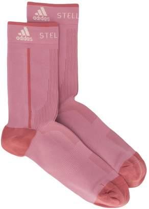 adidas by Stella McCartney ankle piqué socks