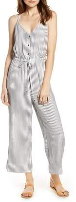 Splendid Stripe Jumpsuit