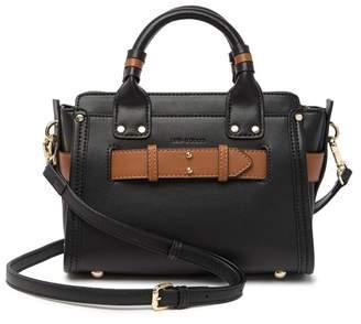 Belle & Bloom Ally Leather Satchel
