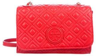 Tory Burch Quilted Leather Crossbody Bag