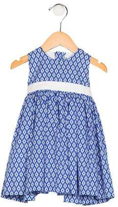 Pre Owned At Therealreal Baby Cz S Sleeveless Printed Dress