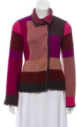 Missoni Wool & Mohair Jacket