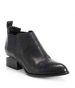 Alexander Wang Women's Kori Leather Ankle Boots