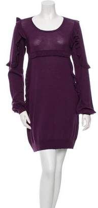 Stella McCartney Wool Sweater Dress