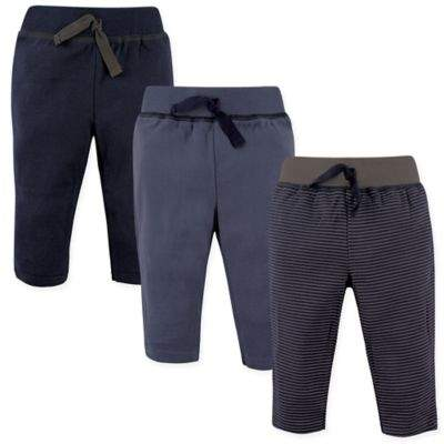 Size 18-24M 3-Pack Track Pants in Navy/Grey
