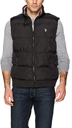 U.S. Polo Assn. Men's Lightweight Puffer Vest