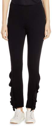 IRO Women's Fholan Ruffled Pants