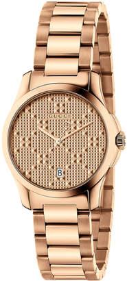 Gucci 27MM G-Timeless Bracelet Watch