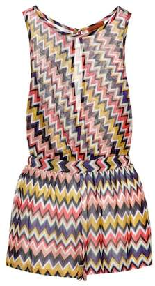 Missoni Mare Printed playsuit