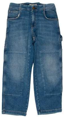 Current/Elliott The Janitor Mid-Rise Jeans