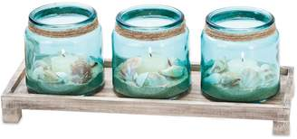 Waverly San Miguel Candle Tray Decor