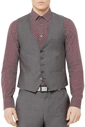 Ted Baker Lotusw Waistcoat $225 thestylecure.com