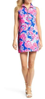 Lilly Pulitzer R) Skipper Floral Shift Dress