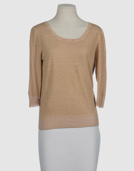 METAMORFOSI Short sleeve sweater