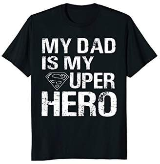 DAY Birger et Mikkelsen My Dad Is My SuperHero T-Shirt - Father's Gift