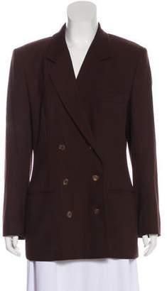 Calvin Klein Structured Wool Blazer