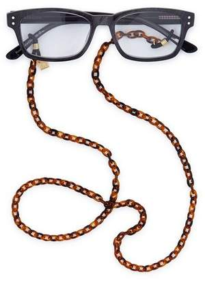"Corinne McCormack Women's Tortoise-Print Glasses Chain, 29"""