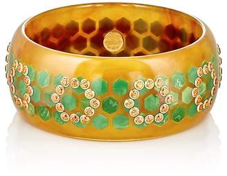 Mark Davis Women's Bakelite & Gemstone Bangle