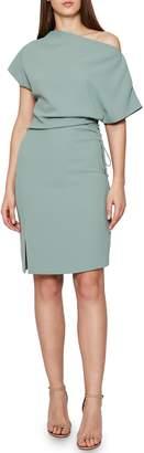 Reiss Marci Side Tie Dress