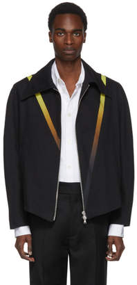 Namacheko Black Short Gradient Jacket