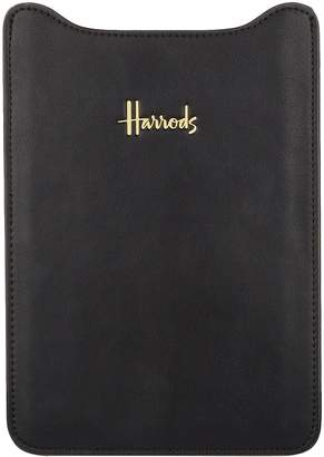 Harrods Mini Logo iPad Sleeve