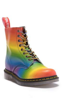 Dr. Martens Pascal Pride Lace-Up Boot