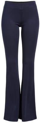 Galvan Flared Jersey Pants