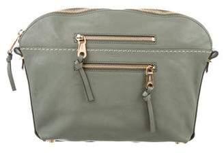 Chloé Leather Zip Pouch