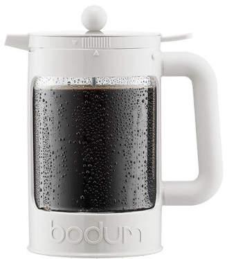 Bodum NEW Bean Set Off White Ice Coffee Maker 1.5L