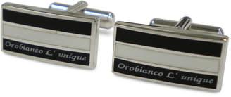 Orobianco (オーロビアンコ) - 【SAC'S BAR】オロビアンコ OROBIANCO ルニーク カフス 【OLC12012B】シルバー