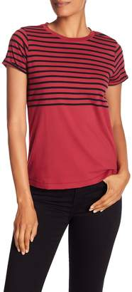Lucky Brand Striped Short Sleeve Tee