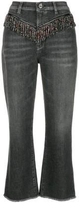 Pinko Micky cropped jeans