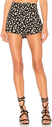 STONE COLD FOX Lagoon Bloomers in Black $215 thestylecure.com