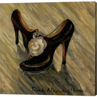 Shoes by Harriet Nordby Canvas Art
