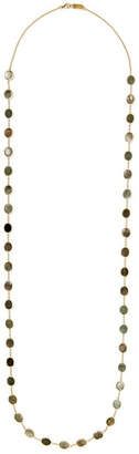 Ippolita Polished Rock Candy Confetti 18-karat Gold Shell Necklace