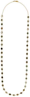 Ippolita Polished Rock Candy Confetti 18-karat Gold Shell Necklace