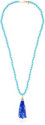 Rosantica Himalaya Tassel Necklace