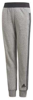 adidas Girl's ID 3-Stripes Striker Pants