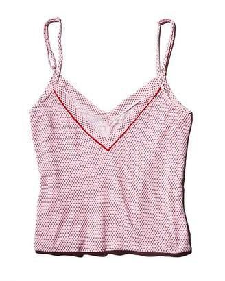 Eberjey Geo Dots Double-V Camisole