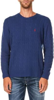 Ralph Lauren Cashmere And Merinos Wool Sweater