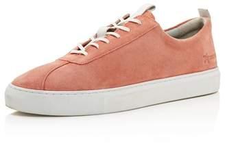 Grenson Men's Suede Sneakers