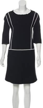 Ter Et Bantine Textured Mini Dress
