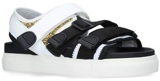 No.21 No. 21 Velcro Strap Sandals