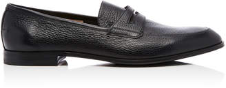 Bally Webb Leather Penny Loafers