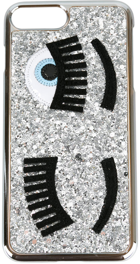 Chiara Ferragni Chiara Ferragni eyes iPhone 7 plus case