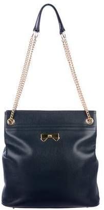 Nina Ricci Grained Leather Shoulder Bag