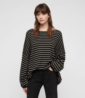 AllSaints Marty Crew Neck Sweater
