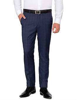 Ted Baker Wool Pinhead Trouser