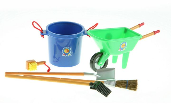 Paradise Horses Stable Cleaning Set